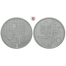 Bundesrepublik Deutschland, 10 Euro 2004, Bauhaus Dessau, A, bfr., J. 505