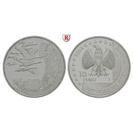 Bundesrepublik Deutschland, 10 Euro 2004, Wattenmeer, J, bfr., J. 507