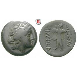 Thrakien, Mesembria, Bronze um 200-100 v.Chr., f.ss