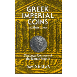 Literatur, Antike Numismatik, Sear, D.R., Greek Imperial Coins and Their Values
