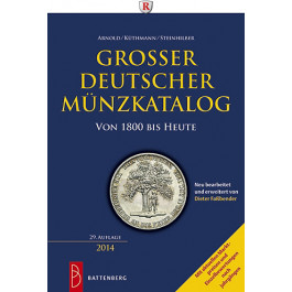Literatur, Deutsche Münzen, Arnold / Küthmann / Steinhilber, AKS