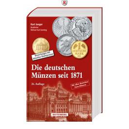 Literatur, Deutsche Münzen, Jaeger, K., Jaeger, ab 1871