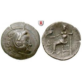 Ostkelten, Vorbild: Philipp III., Drachme, ss