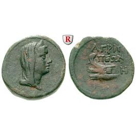 Bosporus, Phanagoreia, Polemon I., Bronze 14-12 v.Chr., ss