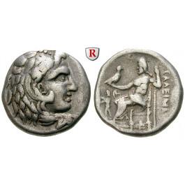 Ostkelten, Vorbild: Alexander III., Tetradrachme 3.Jh. v.Chr., ss