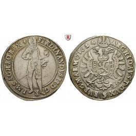 Römisch Deutsches Reich, Ferdinand II., Taler 1624, ss+