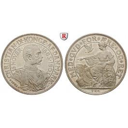 Dänemark, Christian IX., 2 Kroner 1903, vz
