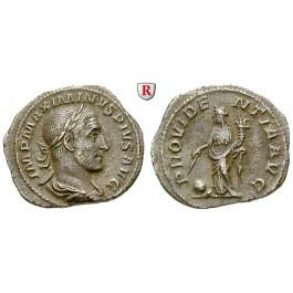 Römische Kaiserzeit, Maximinus I., Denar 235-236, ss