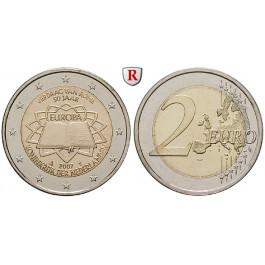Niederlande, Königreich, Beatrix, 2 Euro 2007, bfr.