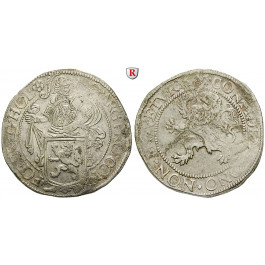 Niederlande, Holland, Löwentaler 1641, ss+