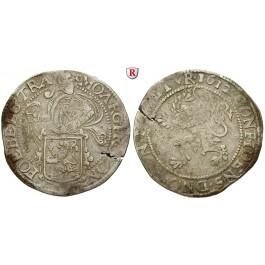 Niederlande, Utrecht, Löwentaler 1612/1608 ?, ss