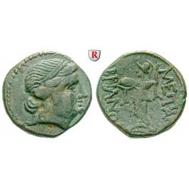 Thrakien, Mesembria, Bronze um 200-100 v.Chr., ss