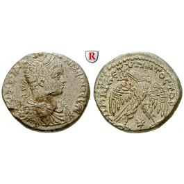Römische Provinzialprägungen, Seleukis und Pieria, Antiocheia am Orontes, Elagabal, Tetradrachme, ss