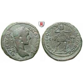 Römische Provinzialprägungen, Thrakien-Donaugebiet, Nikopolis am Istros, Elagabal, Bronze, ss