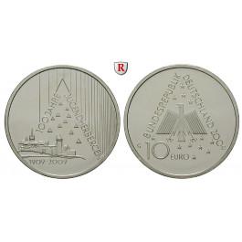 Bundesrepublik Deutschland, 10 Euro 2009, Deutsches Jugendherbergswerk, G, PP, J. 546