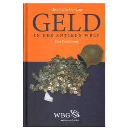 Literatur, Antike Numismatik, Howgego, Christopher, Geld in der Antiken Welt