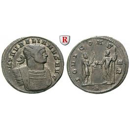 Römische Kaiserzeit, Aurelianus, Antoninian 270-275, vz