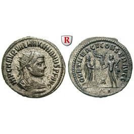 Römische Kaiserzeit, Maximianus Herculius, Antoninian 285-295, vz+