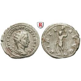 Römische Kaiserzeit, Volusianus, Antoninian 251-253, ss+