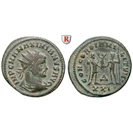 Römische Kaiserzeit, Maximianus Herculius, Antoninian 292, ss-vz