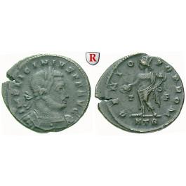 Römische Kaiserzeit, Licinius I., Follis 316, ss