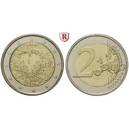 Finnland, Republik, 2 Euro 2008, bfr.
