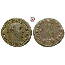 Römische Kaiserzeit, Maximinus II., Follis 310, f.vz