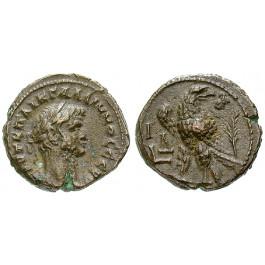 Römische Provinzialprägungen, Ägypten, Alexandria, Gallienus, Tetradrachme Jahr 14 = 266-267, f.vz