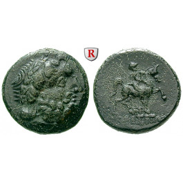 Thrakien-Donaugebiet, Odessos, Bronze nach 200 v.Chr., f.ss