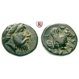 Mysien, Adramyteion, Bronze um 386-300 v.Chr., ss-vz