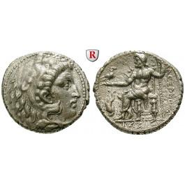 Ostkelten, Vorbild: Alexander III., Tetradrachme Mitte 3.Jh. v.Chr., f.vz
