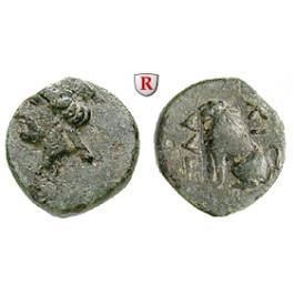 Mysien, Plakia, Bronze 4. Jh.v.Chr., ss