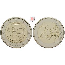 Niederlande, Königreich, Beatrix, 2 Euro 2009, bfr.