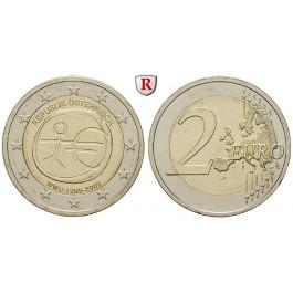 Österreich, 2. Republik, 2 Euro 2009, bfr.