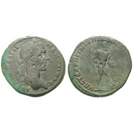 Römische Provinzialprägungen, Thrakien-Donaugebiet, Nikopolis am Istros, Macrinus, Bronze 217-218, ss