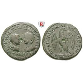 Römische Provinzialprägungen, Thrakien, Anchialos, Gordianus III., Bronze 238-244, ss