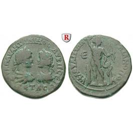 Römische Provinzialprägungen, Thrakien-Donaugebiet, Markianopolis, Caracalla, Bronze 198-217, ss