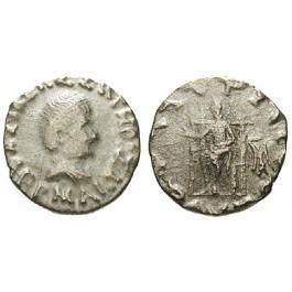 Baktrien und Indien, Königreich Baktrien, Hermaios, Drachme 90-70 v.Chr., s-ss