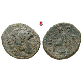 Syrien, Königreich der Seleukiden, Seleukos II., Bronze 246-226 v.Chr., s-ss
