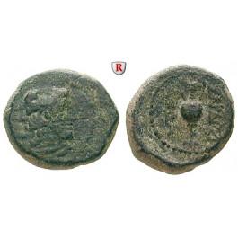 Lydien, Sardeis, Bronze 2.-1. Jh.v. Chr., s