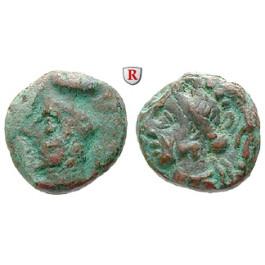 Elymais, Königreich, Orodes IV., Drachme spätes 2. Jh., ss/f.ss