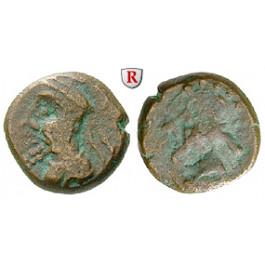 Elymais, Königreich, Orodes IV., Drachme spätes 2. Jh., s+