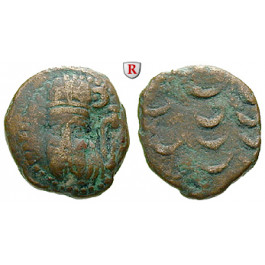 Elymais, Königreich, Kamnaskires Orodes III., Drachme um 150, s-ss