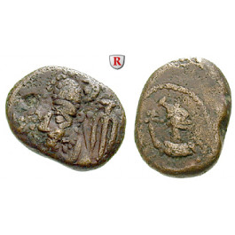 Elymais, Königreich, Orodes II., Drachme Mitte 2. Jh., f.ss