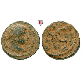 Römische Provinzialprägungen, Seleukis und Pieria, Antiocheia am Orontes, Elagabal, Bronze 218-222, f.ss