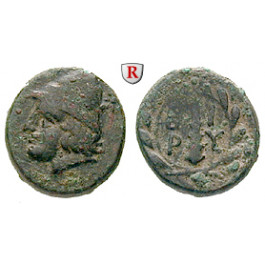 Troas, Birytis, Bronze um 300 v.Chr., ss