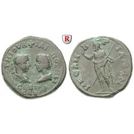 Römische Provinzialprägungen, Thrakien, Mesembria, Philippus I., Bronze 244-249, f.vz