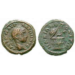 Römische Provinzialprägungen, Thrakien-Donaugebiet, Markianopolis, Elagabal, Bronze 218-222, ss+