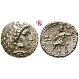 Ostkelten, Vorbild: Alexander III., Tetradrachme 3.Jh. v.Chr., vz