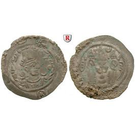 Sasaniden, Hormazd IV., Drachme 579-590, f.ss
